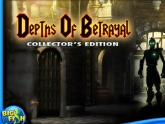 Depths of Betrayal Collector's Edition HD (Full) 1.0.0 Screenshot