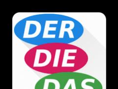 Der Die Das - German articles 3.03 Screenshot