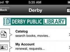 Derby Public Library 4.72 Screenshot