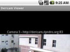 Dericam Viewer 1.21 Screenshot