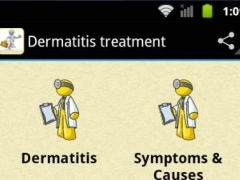 Dermatitis treatment 1.0 Screenshot