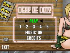 DERP of DUTY: Redneck Assassin 1.1.2 Screenshot