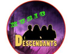 DESCENDANTS Ost Songs 1.1 Screenshot