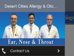 Desert Cities Allergy & Otolaryngology 3.0.24 Screenshot