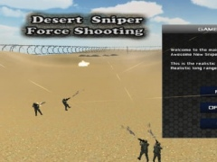 Desert Sniper Force Shooting Pro 1.0 Screenshot