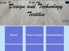Design and Technology GCSE: Textiles 1.70 Screenshot