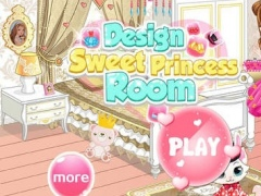 Design Sweet Princess Room – Fashion Sweet House Decoration salon for Girls 1.0 Screenshot
