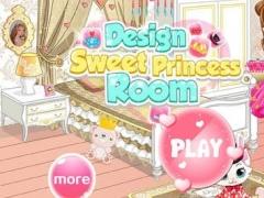 Design Sweet Princess Room - Girls Makeup Salon 1.0.10 Screenshot