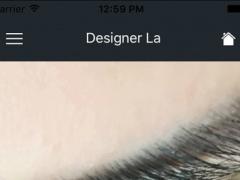 Designer Lashes 1.2 Screenshot