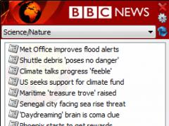 Desktop BBC News 1.01 Screenshot