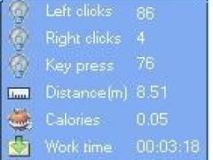 Desktop Counters 2.2 Screenshot
