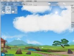 Desktop weather 4.0.166 Screenshot