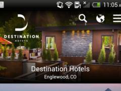 Destination Hotels 2.11.3 Screenshot
