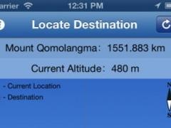 Destination Locator(Free) 2.3 Screenshot