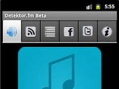 detektor.fm Player 4 Screenshot
