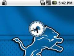 Detroit Lions Theme 1.0.3 Screenshot