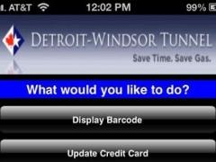 Detroit Windsor Tunnel Mobile 1.7 Screenshot