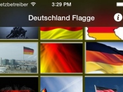 Deutschland Flaggen Wallpaper - Germany Flag Wallpapers 1.0 Screenshot