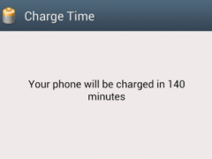 Device Charge Time Calculator 1.0 Screenshot