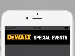 DEWALT Special Events 1.1 Screenshot