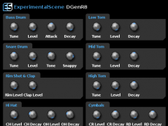 DGenR8 VST 5.7.0 Screenshot
