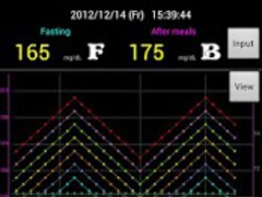 Diabetes Diary 2.5 Screenshot