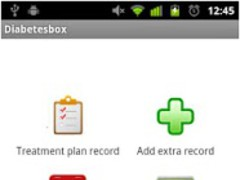 DiabetesBox 0.2 Screenshot