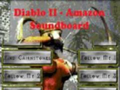 Diablo 2 Amazon Sound Board 1.01 Screenshot