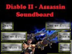 Diablo 2 Assassin Sound Board 1.01 Screenshot