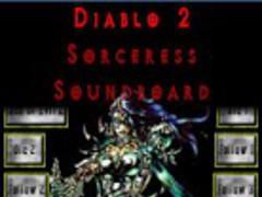 Diablo 2 Sorceress Sound Board 1.0 Screenshot