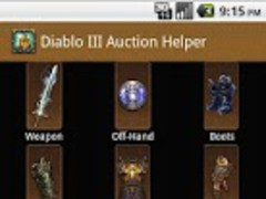 Diablo III Auction Helper 2.01.4 Screenshot