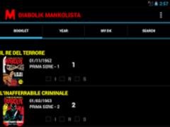 Diabolik Mankolista 6.4 Screenshot