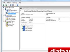 Diafaan SMS Server - basic edition 4.0.0.0 Screenshot