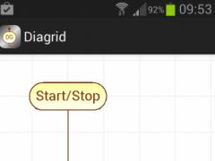Diagrid 1.2.2 Screenshot