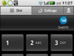 Dial070 Softphone for Android 0.01-00 Screenshot