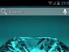 Diamond Live Wallpaper HD 2 2.0 Screenshot