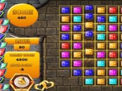 Diamond Miner Craze - Jewel Treasure Match Mania 1.0 Screenshot