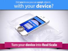 Digital Scale simulatotion app  Screenshot