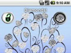 Diamond Stickers Live Wallpape 3.0 Screenshot