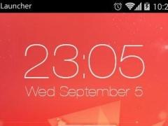Diamond Theme C Launcher Theme 4.8.7 Screenshot