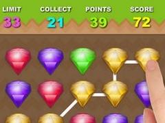 Diamonds Crush - Free Puzzle Game 1.0 Screenshot