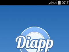 Diapp - Diabetes Diary 1.0 Screenshot