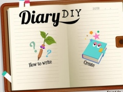 Diary DIY 1.0 Screenshot