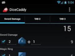 DiceCaddy 1.5 Screenshot