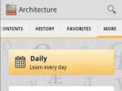 Dictionary of Architecture 8.0.248 Screenshot