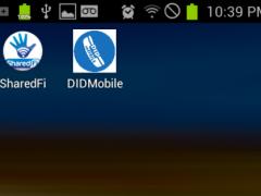 DIDmobile 1.9.0 Screenshot