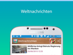 DiePresse Voice 1.1 Screenshot