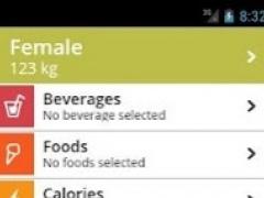 Diet Watch 2.1 Screenshot