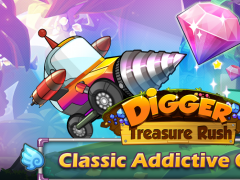 Digger I - Treasure Rush 1.0.0 Screenshot