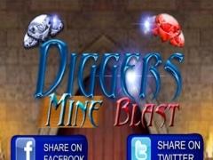 Diggers Mine Blast PRO - Diamonds Blitz Aventure 3.5.1 Screenshot